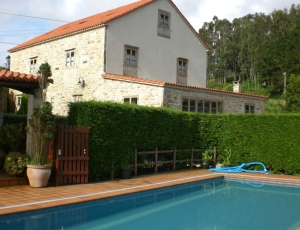Casa da Sebe swimming pool