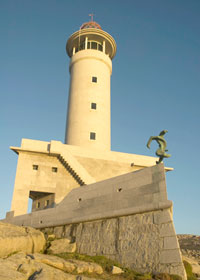 Punta Nariga lighthouse